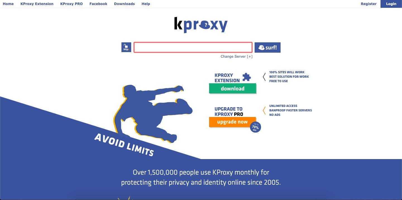 KProxy Proxy