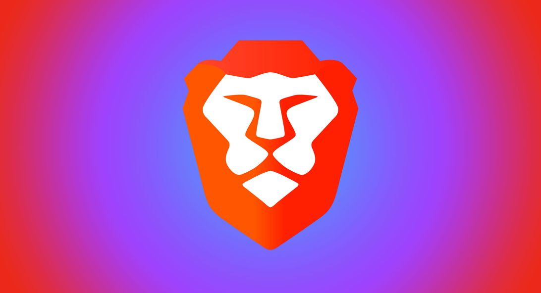 Brave browser idol and logo